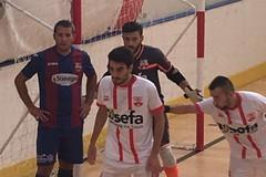 Sefa Molfetta-Futsal Altamura: questa sera spettacolo al PalaPoli