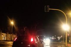 Da giorni guasto il semaforo di Via Nassirya