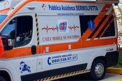 L'ambulanza Victor ancora per il 118 di Molfetta. I costi a carico dell'ASL