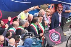 Grande festa per il «Giro»