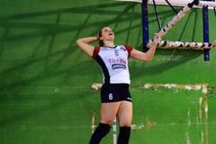 Volley, Sonia de Lucia nel roster della Dinamo Molfetta