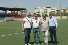 """Ciao ciao Molfetta. La Sporting Fulgor giocherà allo stadio """"San Sabino"""" di Canosa"""