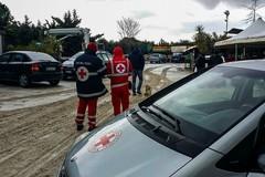 Emergenza neve: il Commissario Passerotti ringrazia tutte le associazioni di volontariato
