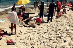 Tragedia sfiorata in spiaggia nella mattinata