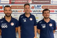 La Pavimaro Molfetta annuncia lo staff tecnico per la stagione 2021/22