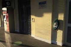 Rimosse scritte lesbofobiche dal muro della stazione di Molfetta