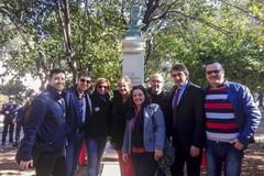Susanna Camusso: «Di Vittorio padre di questa nostra grande organizzazione»