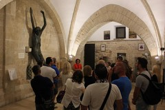 """A Molfetta sabato 25 agosto ultima occasione per partecipare alle visite guidate di """"Tesori d'arte sacra"""""""