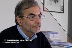 Il cordoglio di Molfetta per la scomparsa di Pino Tulipani nelle parole del Sindaco