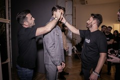 Milano Fashion Week: nel backstage il protagonista è stato Salvo Binetti