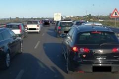 Incidente sulla 16 bis fra Bisceglie e Molfetta in direzione Bari