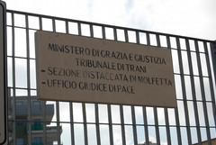 Soppressione uffici del Giudice di Pace