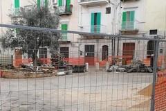 Piano strade a Molfetta, via Domenico Picca chiusa al traffico per rifacimento basolato