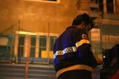 Scooter in fiamme di notte, si sospetta l'incendio doloso