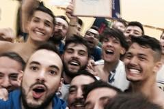 Estasi Virtus Basket Molfetta: è Serie D!