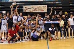 La Dai Optical Virtus Molfetta vince il titolo regionale in Serie C Gold