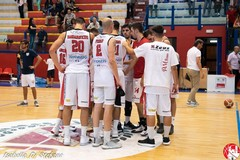 La Pallacanestro Molfetta vince ed è prima in classifica