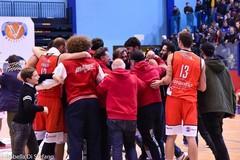 Derby di basket, Pallacanestro Molfetta: «Partita condotta per tutti i quaranta minuti»