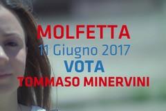 Appello al voto del candidato sindaco Tommaso Minervini