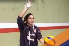Valeria Zaza ricomincia dalla Dinamo Molfetta