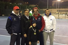Brillano i piccoli atleti del Country Club Molfetta