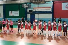 Partitissima al PalaPoli: il Futsal Molfetta ospita il Dona Five Fasano