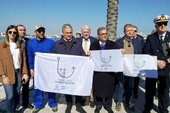 """Molfetta, premiati i pescatori locali per il progetto """"Fishing for litter"""""""