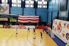 Futsal Molfetta, sconfitta nell'andata della finale per la promozione in A