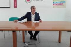 Tommaso Minervini sull'Ospedale di Molfetta: «La struttura verrà potenziata»