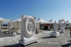 Si è concluso ieri a Molfetta il primo Simposio Internazionale di Scultura in pietra