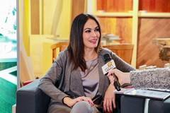 Maria Grazia Cucinotta: «Sono legatissima alla Puglia e alla città di Molfetta»