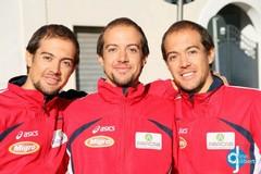 Il curioso caso dei gemelli Angelini, la triade sportiva della Free Runners Molfetta