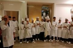 Inaugurati i nuovi laboratori di cucina dell'Istituto Albarghiero di Molfetta
