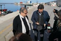 Minervini: «I lavori nel Porto di Molfetta dureranno due anni e mezzo»