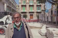 Molfetta e i tanti cantieri, il sindaco: «Recuperiamo la bellezza delle aree pubbliche»