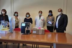 Consegnati i nuovi macchinari donati dalla famiglia Mastromauro all'ospedale di Molfetta