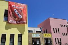 Covid, sanificazione nella sede del Comune di Molfetta a Lama Scotella