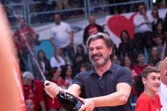Pavimaro Molfetta in Serie B: le parole del presidente Solimini