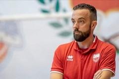 Pallavolo Molfetta, Lillo de Pinto: «Saremo pronti per la Serie B»