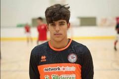 L'Estrelas Molfetta conferma il giovane portiere Adriano Lanza