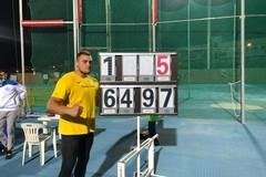 Concluso il meeting nazionale di atletica a Molfetta: record italiano per Musci