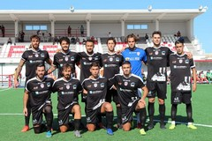 La Molfetta Calcio al Poli: finalmente i tifosi per la Serie D