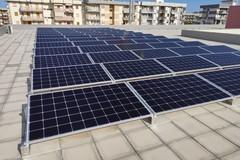 Installato un impianto fotovoltaico nella sede comunale di Lama Scotella