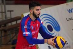 Emilio Carofiglio è un nuovo giocatore della Pallavolo Molfetta