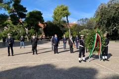 Celebrato anche a Molfetta il giorno dell'Unità nazionale e delle Forze armate