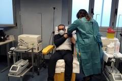 Covid, a Molfetta seconda dose per i sanitari e gli anziani vaccinati a inizio gennaio