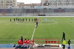 Molfetta Calcio fermata solo nel finale dal Bitonto: finisce 3-3