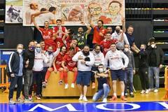 Festa grande in casa Aquile Molfetta: è promozione in Serie A2