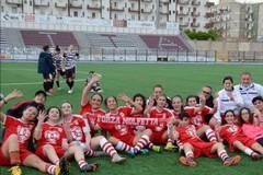 Esordio con vittoria per la Molfetta Calcio femminile: poker al Brindisi
