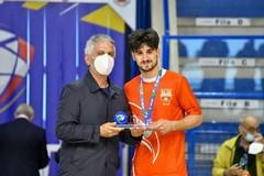 Final Eight: Murolo delle Aquile Molfetta premiato come MVP del torneo